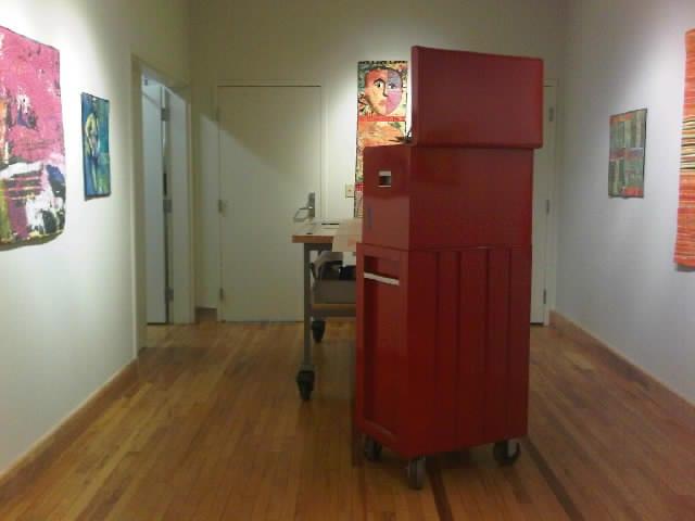 La Craftsman deambula por el Ross Art Museum
