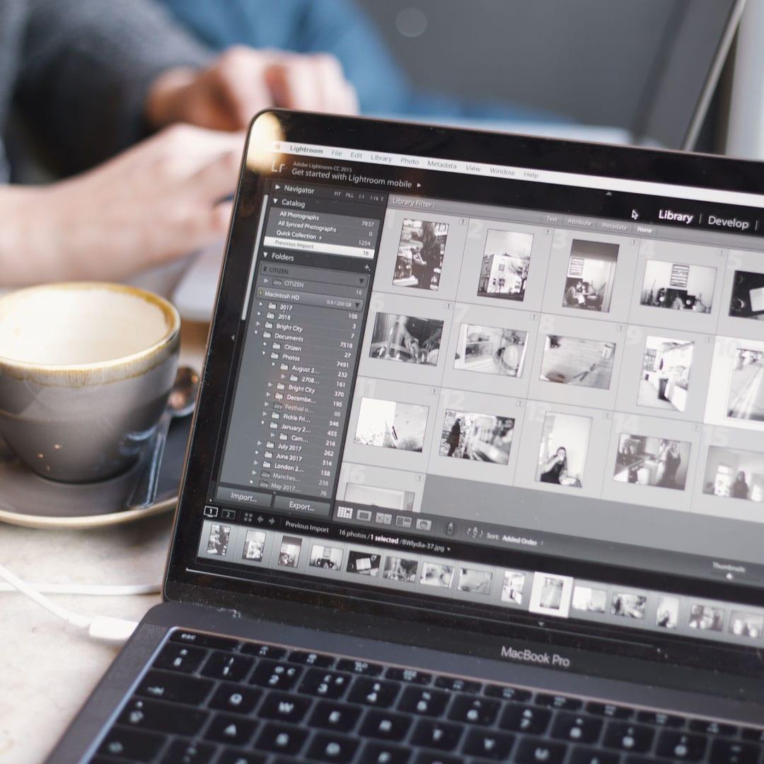 clases de fotografia lightroom en laptop adobe lightroom cc photoshop catalogo de lightroom fotografia modo manual