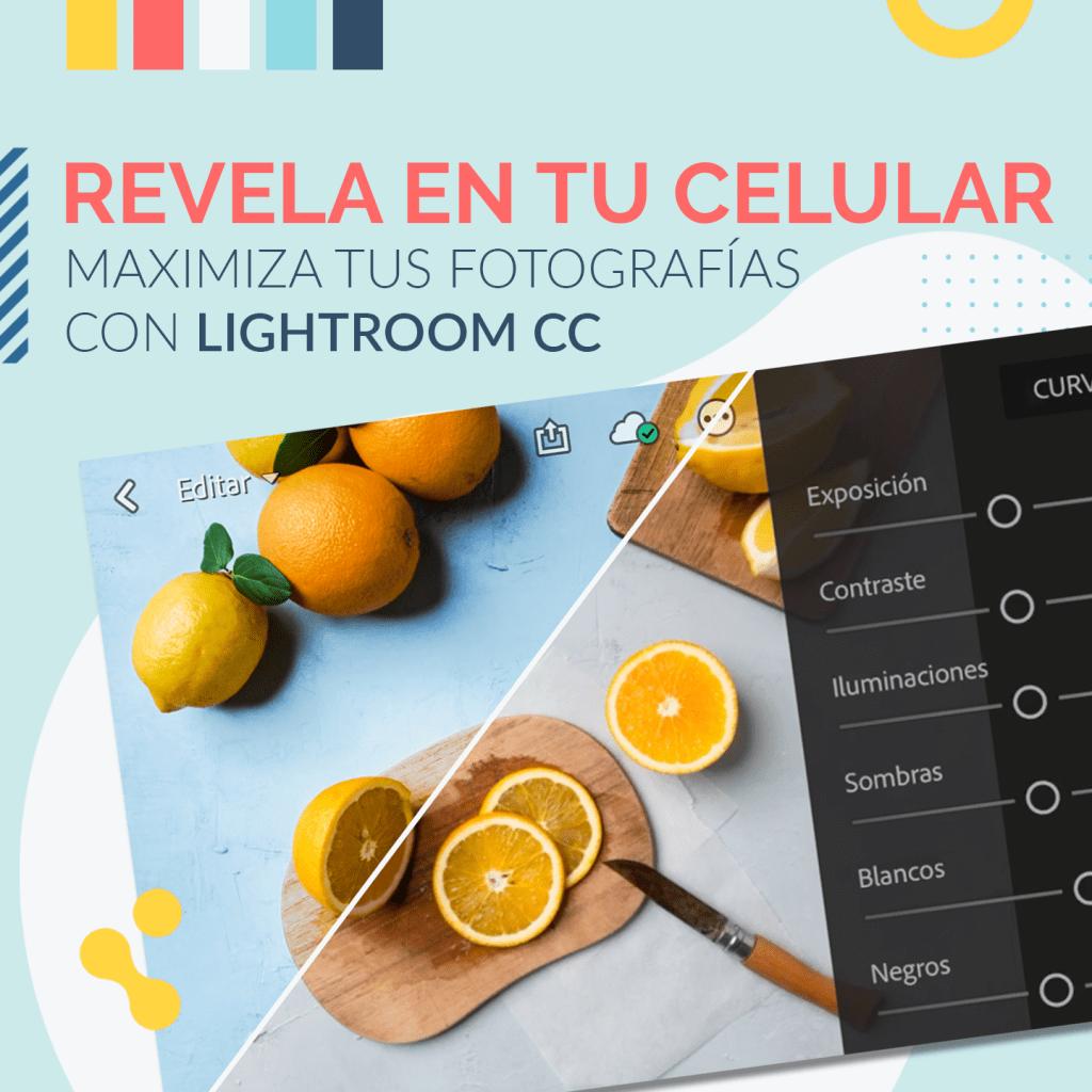 revelar fotografias editar fotografias en iphone clases de fotografia lightroom mobile lightroom cc aprende fotografia